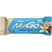 NuGo Vanilla Yogurt Family Nutrition Bar