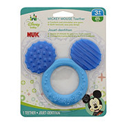 NUK Disney Mickey Mouse Teether Blue