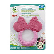 NUK Disney Minnie Mouse Teether Pink