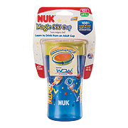 NUK Magic 360 Cup, 12+ Months, Assorted Colors