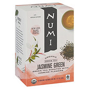 Numi Organic Tea Jasmine Green Tea Bags