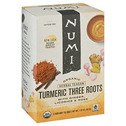 Numi Organic Turmeric Tea Three Root