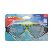 Nuquest Cabana Sports Small & Medium Vision Mask Silicone Swim Mask with 180 Degree Vision