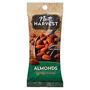 Nut Harvest Almonds, Lightly Roasted
