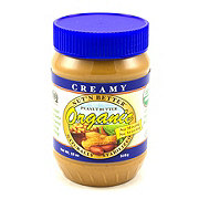 Nut' N Better No-Stir  Creamy Peanut Butter
