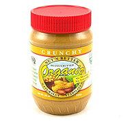 Nut' N Better No-Stir Organic Crunchy Peanut Butter