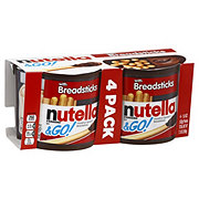 Nutella & Go! With Breadsticks