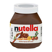 Nutella Hazelnut Spread, with Cocoa