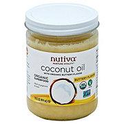 Nutiva Organic Coconut Oil Buttery Flavor