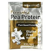 Nutrasumma Pea Protein Bloat Free Chocolate Single