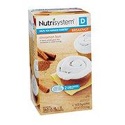 Nutrisystem Breakfast Cinnamon Bun