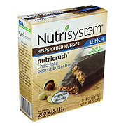 Nutrisystem Chocolate Peanut Butter Bars