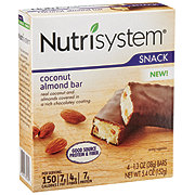 Nutrisystem Coconut Almond Bar