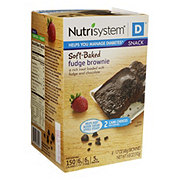 Nutrisystem Diabetic Snack Fudge Brownie