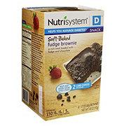 Nutrisystem Diabetic Snack Fudge Brownie