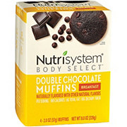 Nutrisystem Double Chocolate Muffins