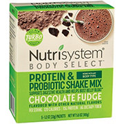 Nutrisystem Turbo Everyday Turbo Probiotics Chocolate Shake Mix