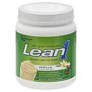 Nutrition 53 Vanilla Lean 1 Healthy Lifestyle Shake