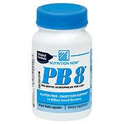Nutrition Now PB 8 Probiotic Acidophilus For Life Capsules