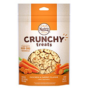 Nutro Crunchy Treats Chicken & Carrot Flavor Dog Treats