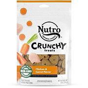 Nutro Crunchy Treats with Real Carrots Dog Treats