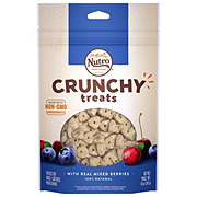 Nutro Crunchy Treats with Real Mixed Berry Dog Treats