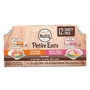 Nutro Petite Eats Chicken Turkey Variety Pack Adult Dog Food