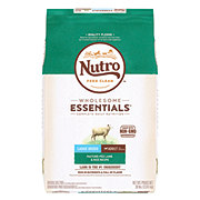 Nutro Wholesome Essentials Large Breed Pasture-Fed Lamb & Rice Dry Dog Food
