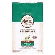Nutro Wholesome Essentials Pasture-Fed Lamb & Rice Recipe Adult Dog Food