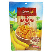 Nutty And Fruity BBQ Banana Chips