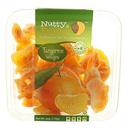 Nutty And Fruity Dried Tangerine Wedges