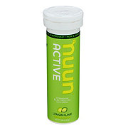 Nuun Active Hydration Lemon+Lime Drink Tabs