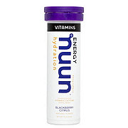 Nuun Energy Hydration Blackberry Citrus Tab