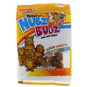 Nylabone Natural Nubz Budz Dog Chews, Variety