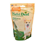 Nylabone Nutri Dent Medium Nutritious Edible Dental Chews
