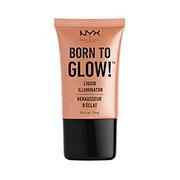 NYX Born To Glow Liquid Illuminator, Pure Gold