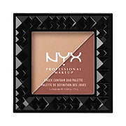 NYX Cheek Contour Duo Palette, Ginger & Pepper