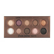 NYX Dream Catcher Shadow Palette, Golden Horizons
