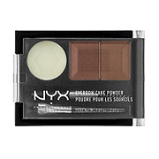 NYX Eyebrow Cake Powder, Auburn / Red