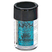 NYX Face & Body Glitter, Teal