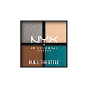 NYX Full Throttle Shadow Palette, Stunner
