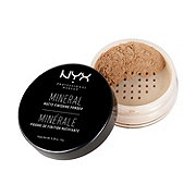 NYX Mineral Finishing Powder, Medium/Dark