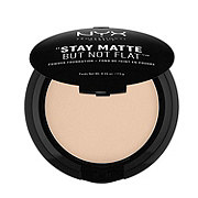 NYX Stay Matte But Not Flat Powder Foundation, Nude
