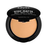 NYX Stay Matte But Not Flat Powder Foundation, Warm Beige