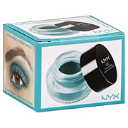 NYX Teal  Gel Eye Liner & Smudger