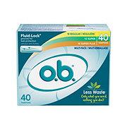O.B. Multi Pack Tampons