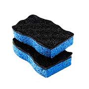 O-Cedar Heavy Duty Scrunge, Scrubber Sponge