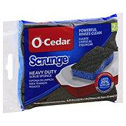 O-Cedar Scrunge Heavy Duty Sponge