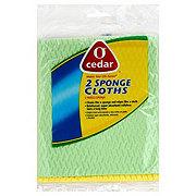 O-Cedar Sponge Cloths