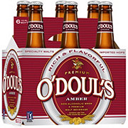 O'Douls Amber Non-Alcoholic Beer 12 oz Bottles